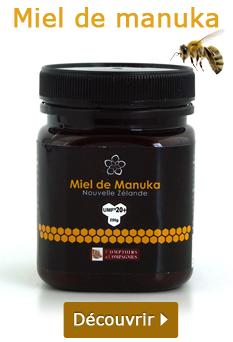 miel de manuka et herpes